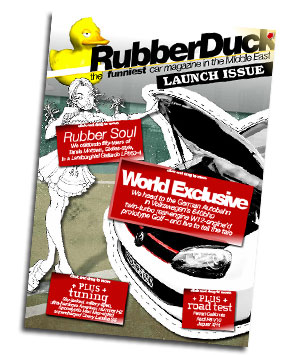 Rubber Duck Magazine