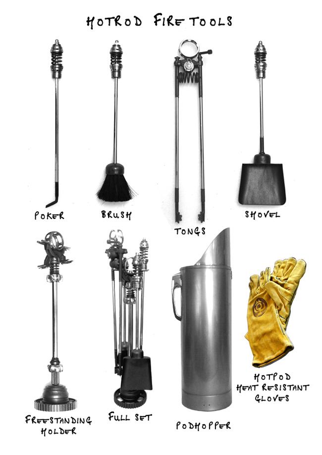 Hotrod Fire Tools