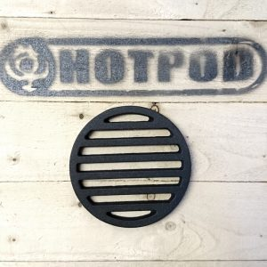 Replacement cast iron fire grate for all Hotpod stove models